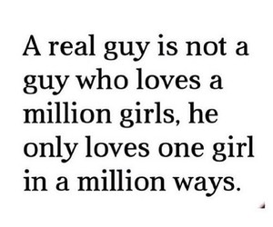 love, guy, and quotes image