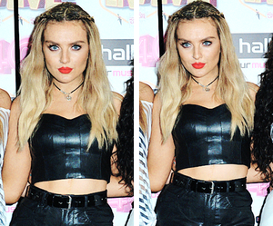little mix, beautiful, and outfit image