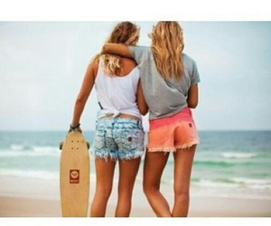 summer and girlfriend image