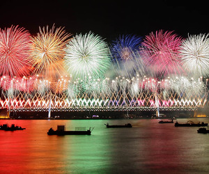 fireworks and colorful image