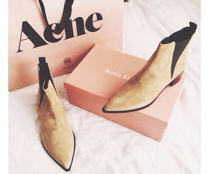 shoes, acne, and boots image