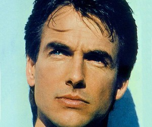 young and mark harmon image