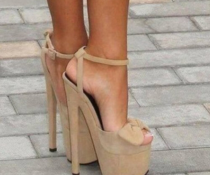 fashion, girls, and high heels image