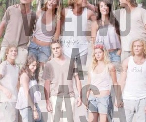 cancion, casi angeles, and teen angels image