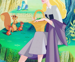 aurora, sleeping beauty, and disney image