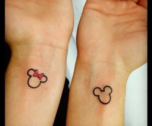 couples matching tattoos image