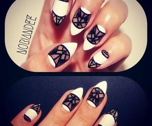 fab, nail art, and nail polish image