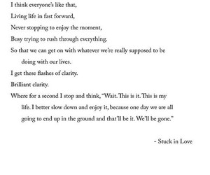 stuck, love, and stuckinlove image