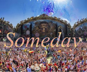 someday, Tomorrowland, and love image