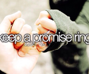 promise ring, love, and promise image