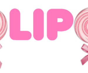 lolipop, sweet, and pink image