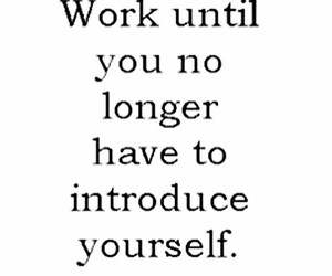 work, motivation, and yourself image