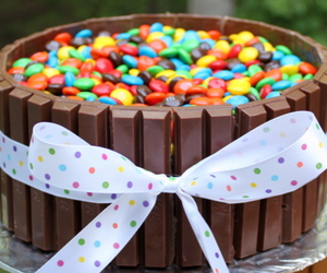 cakes, food, and bombons image