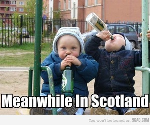 babies, scotland, and kids image