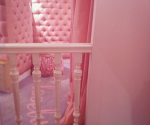 kawaii, pink, and room image