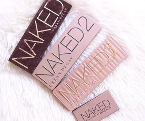 makeup naked image