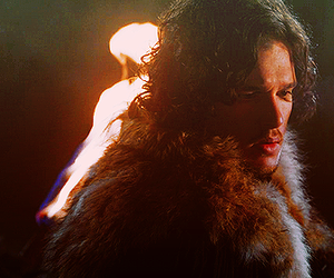 beautiful, game of thrones, and jon snow image