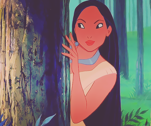 pocahontas and disney image