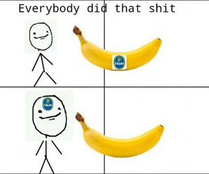 banana, did, and funny image