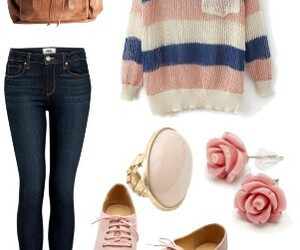 jeans, outfit, and ♥ image