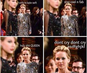 Taylor Swift and funny image