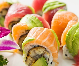delicious, japanese, and yum image