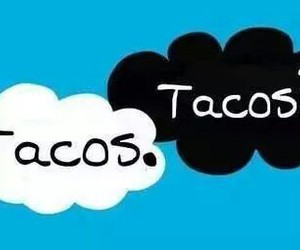 tacos, food, and the fault in our stars image