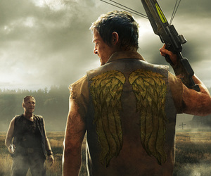 merle, daryl, and thewalkingdead image