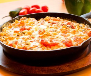 cheese, Hot, and hungry image