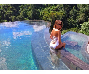 bali and holiday image