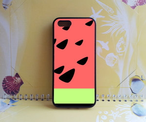 watermelon, ipod 5 case, and iphone 4 case image