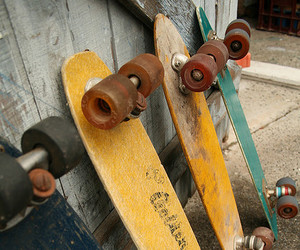 skate, skateboard, and longboard image