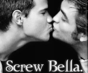 bella, funny, and gay image