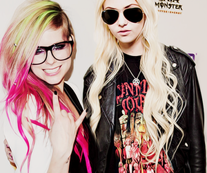 Avril Lavigne, bands, and tpr image