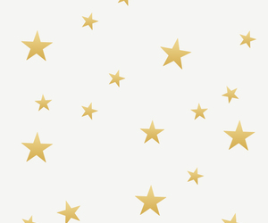 stars, wallpaper, and gold stars image