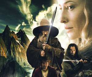 gandalf, hobbit, and the hobbit image