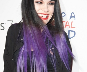 purple and hair colors image