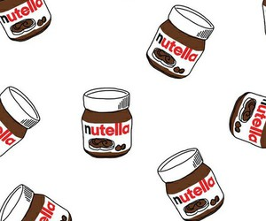 nutella, ♥, and we ♥ it image