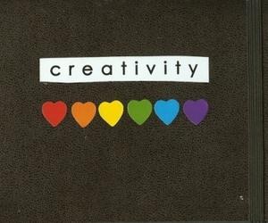 colour, colourful, and creativity image