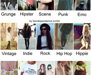 fashion, different, and emo image