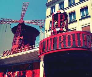 amazing, moulin rouge, and paris image