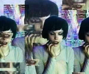 Alice Glass, Crystal Castles, and pale image
