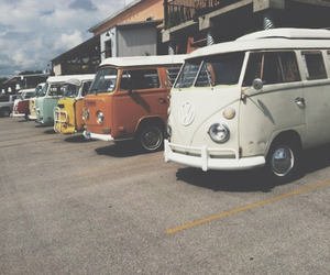 Dream, hipster, and volkswagen image