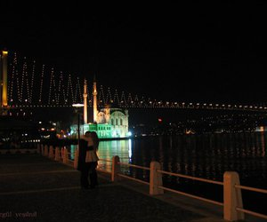 couple, istanbul, and love image
