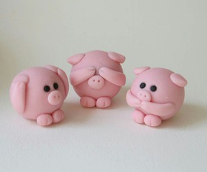 pig and pink image