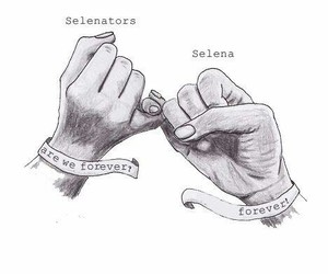 forever, selena, and selena gomez image
