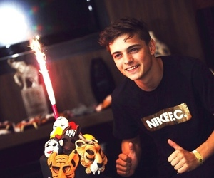 dj, martin garrix, and music image