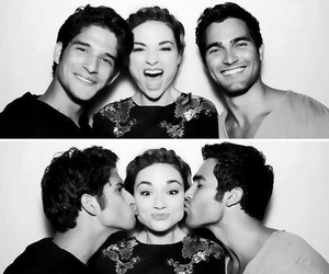 teen wolf, tyler posey, and tyler hoechlin image