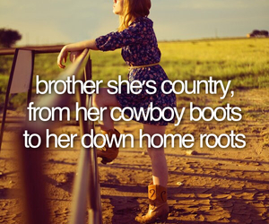 boots, country, and cowboy image