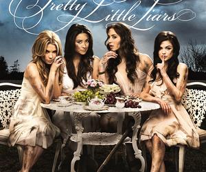 pretty little liars, pll, and aria image